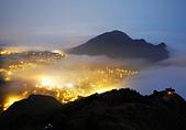 金瓜石夜景:茶壺山