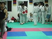 跆拳道昇級晉段與競賽:2007/3/29與中興大學跆拳道社友好交流