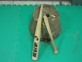 功力擊破用品:側踢擊破木質球棒