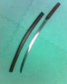 兵器庫:信長兄的白鞘日本刀