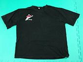 跆拳道服飾用品:$499元~跆拳道黑色T恤(2)