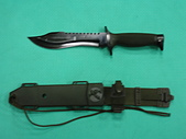兵器庫:西班牙格鬥軍刀