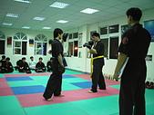 散打昇級晉段與競賽:散打昇級拳術測驗