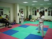 跆拳道昇級晉段與競賽:07/04/03補測