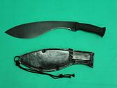 兵器庫:COLD STELL狗腿刀,MADE IN USA