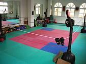 搏擊散打服飾用品:技擊館練習用擂台