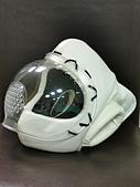 空手道服飾用品:大道塾專用頭盔01