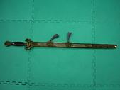 兵器庫:信長兄的中國劍