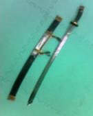 兵器庫:信長兄的中國刀