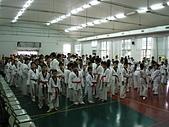 跆拳道昇級晉段與競賽:2007/6/10龍井國中昇段測驗