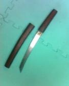 兵器庫:信長兄的切腹刀
