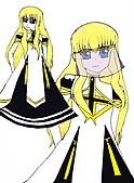 武器!魔法!精靈!:安西莉亞.戴爾蒙