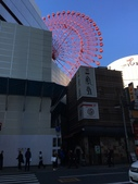 2016京都大阪Day4:梅田HEP FIVE摩天輪1.JPG