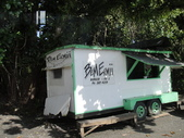 2012帛琉:據說是帛琉為一的攤販!!~賣漢堡