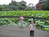 褓母日記:台北植物園~