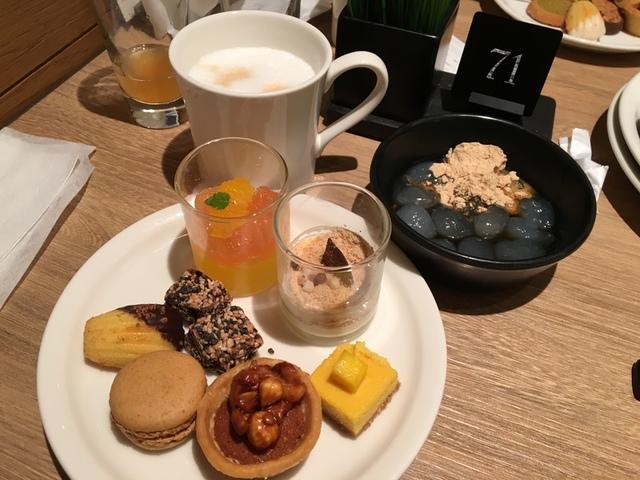 晶華酒店-栢麗廳 (19).JPG - food