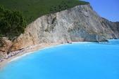世界各地迷人的風光:希臘利富卡達島波爾圖-卡特斯基.jpg