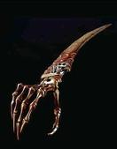 世界絕頂之刀 :死神之手
