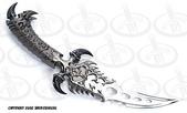世界絕頂之刀 :超級酷的刀