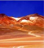 世界十大迷人沙漠:10、智利的阿他加馬沙漠