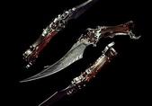 世界絕頂之刀 :刀具是工藝品