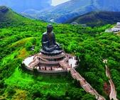世界各地迷人的風光:中國香港達濠島天壇大佛.jpg