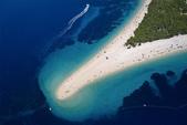 世界各地迷人的風光:克羅地亞比拉克島金角灣海灘.jpg