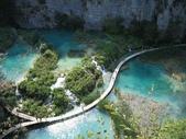 世界各地迷人的風光:克羅地亞的普裏特維察湖群.jpg