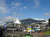 2005年05/17-24的紐西蘭:機場