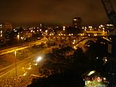 2005年05/17-24的紐西蘭:哥倫比亞飯店的夜景