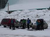 13-03-17(3)冰河國家公園-羅傑士峽道遊客中心:羅傑士峽道遊客中心15一群整裝去滑雪的年青人.JPG