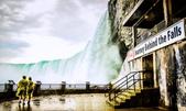 15-04-02(2)加拿大-安大略省-尼加拉瀑布和桌岩瀑布後探險:尼加拉瀑布40瀑布後探險。第一處這裡分上下2層樓