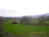 14-03-28(2)托斯卡尼往比薩:往比薩10車拍沿途托斯卡尼風光.JPG