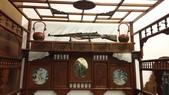 17-12-08南投縣-竹山鎮-洪家客棧:洪家客棧3另一房間展出古董傢俱.jpg