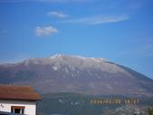 14-03-30(9)拿坡里往羅馬車拍:拿坡里往羅馬1車拍沿途風光。維蘇威火山.JPG