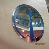 15-04-01(10)加拿大-安大略省-尼加拉瀑布城-Skylon Tower晚餐:Skylon Tower2有兩家餐廳,旋轉餐廳(Dining Room) ,品嚐獲獎的歐陸美食和家庭負擔得起的峰會套房自助餐廳.JPG