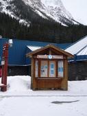 13-03-18(4)費爾德鎮-觀光局資訊中心:費爾德資訊中心8Bienvenue法語的歡迎之意由此可知加拿大確實將英法語定為官方語言.JPG