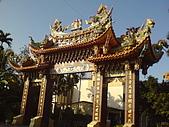 2007-1-1李勇廟:李勇廟(保安宮)1牌樓.JPG