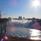 15-04-02(2)加拿大-安大略省-尼加拉瀑布和桌岩瀑布後探險:尼加拉瀑布1從飯店走到瀑布區.JPG