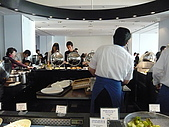 09-10-31(1)日本-大阪- HOTEL UNIVERSAL PORT:UNIVERSAL21自助早餐.JPG