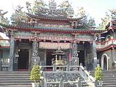 2007-1-1李勇廟:李勇廟(保安宮)2正門.JPG