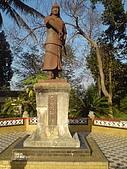 2007-1-1李勇廟:李勇廟(保安宮)6李勇王爺塑像.JPG