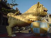 2007-1-1李勇廟:李勇廟(保安宮)9金獅.JPG