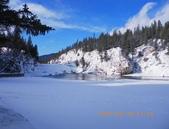 13-03-17(9)班夫國家公園-弓河瀑布:弓河瀑布2