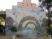 18-03-03(4)雲林縣-古坑鄉-蘿莎玫瑰山莊:蘿莎玫瑰山莊5這棟建築物的牆面彩繪的很美,其實是間洗手間.JPG