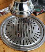 18-09-30嘉義-五花肉KR韓國烤肉嘉義店:五花肉KR韓國烤肉6烤肉盤上方,裝設伸縮的抽風設備,高度可以自行調整.jpg
