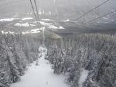 13-03-17(8)班夫國家公園-硫磺山纜車:硫磺山纜車18纜車內向下望.JPG