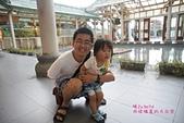 ★小晞望2Y3~5M&小旭旭3~5M★:用玻璃蓋的天后宮