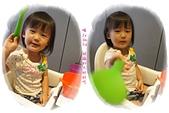 ★小晞望2Y3~5M&小旭旭3~5M★:披薩好大好好吃