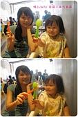 ★小晞望2Y3~5M&小旭旭3~5M★:披薩工廠吃披薩